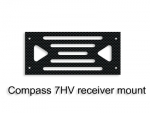 Carbon Fiber Receiver Mount 2mm 7HV