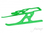 Plastic Landing Gear Type R-Green 130X