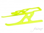Plastic Landing Gear Type R-Yellow 130X