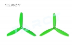 6 inch 3 Leaf Propeller Green (CW/CCW)